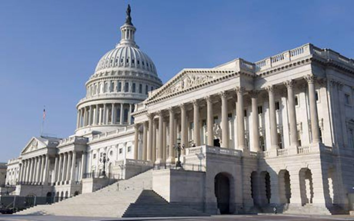 Op-ed - US Senate Meets Bitcoin Day 1