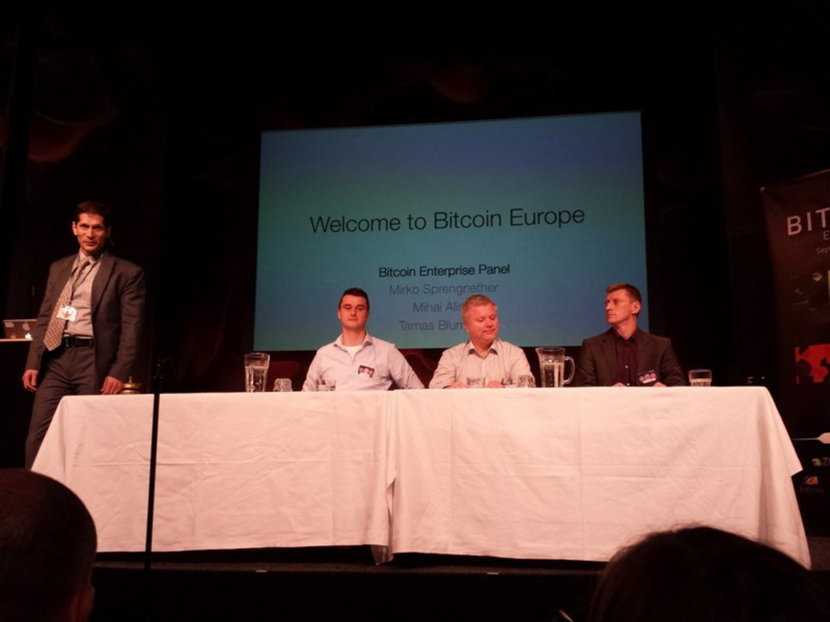Op-ed - Bitcoiners From Around the World Meet in Amsterdam