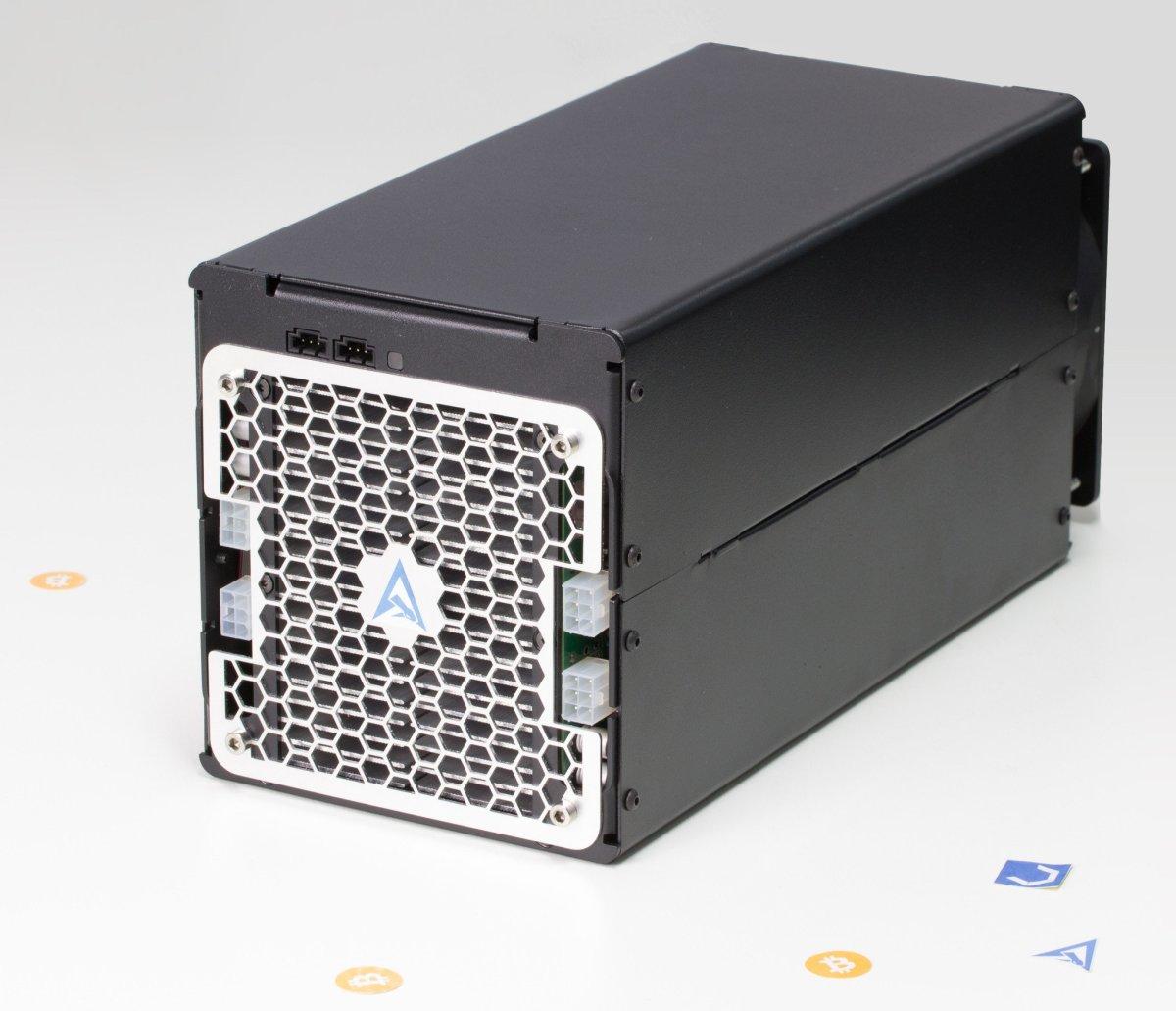 Bitcoin - Canaan Creative