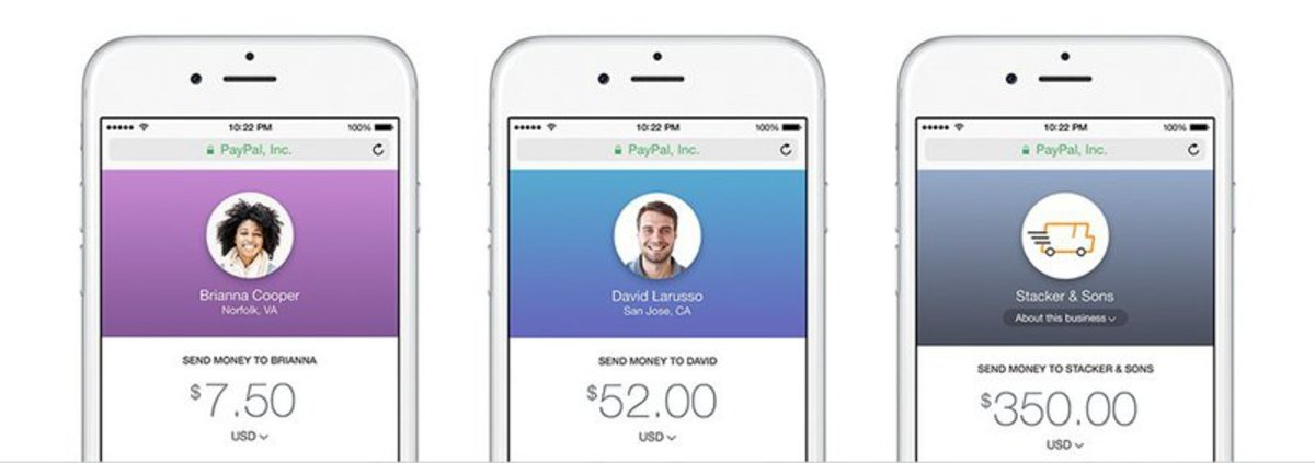 Op-ed  - PayPal Announces Launch of PayPal.Me Peer-to-peer Payments Similar to Square Cash or Bitcoin Wallets