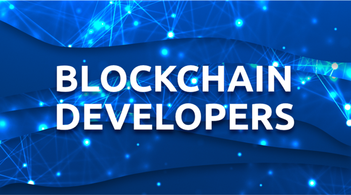 - Blockchain Developers' Token Creation and Smart Contract Movement