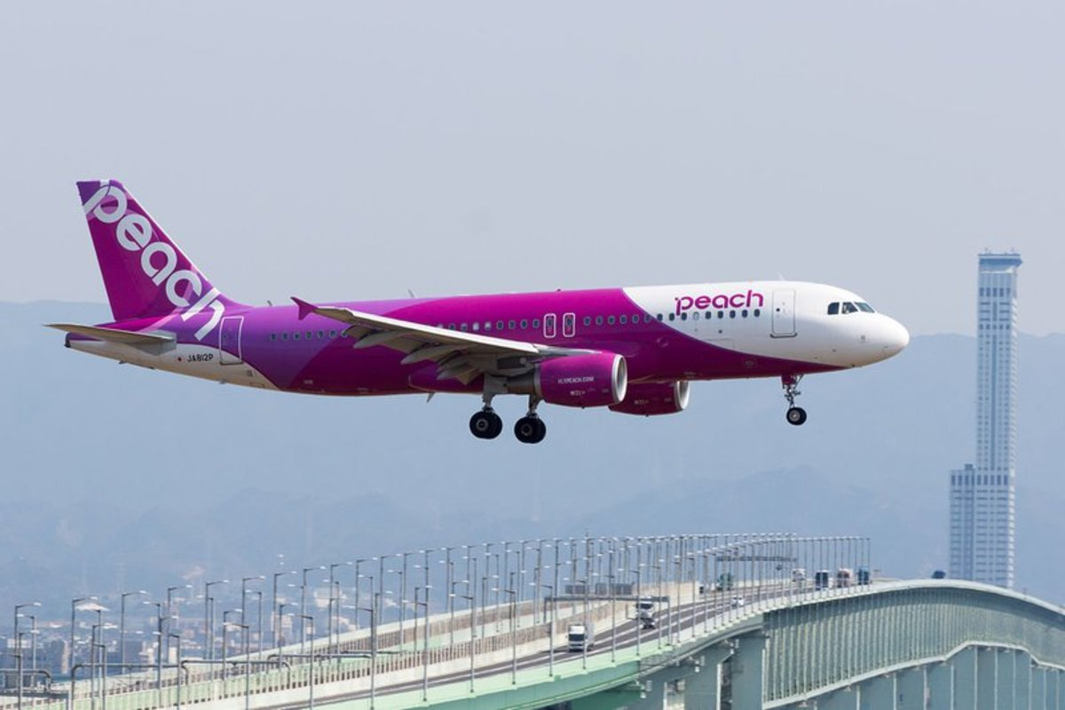 Adoption - Peach Airline to Accept Bitcoin After Japan Recognizes Cryptocurrency