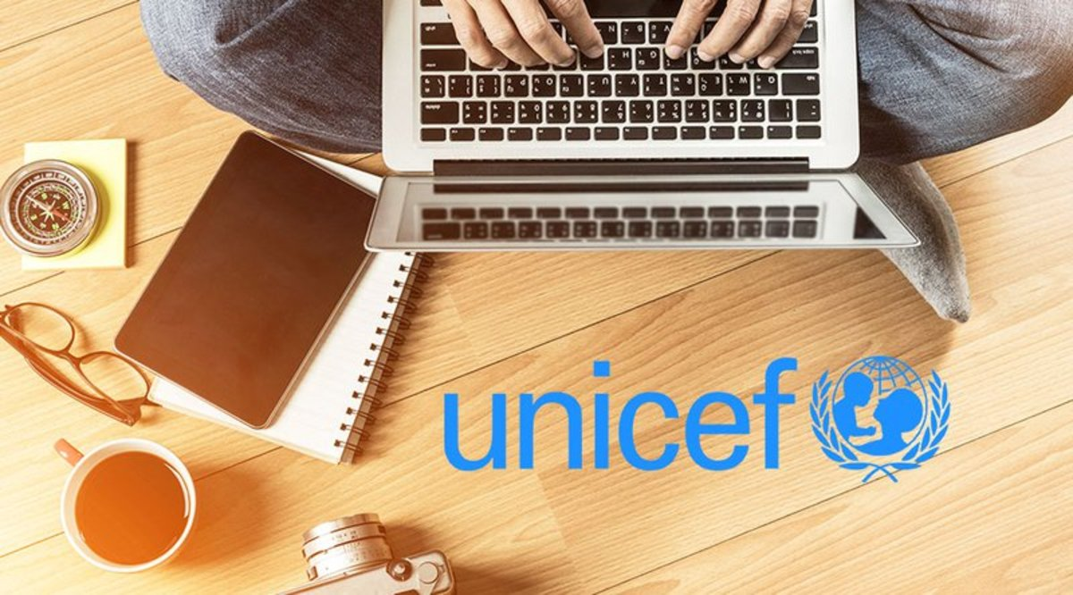 """Mining - UNICEF's """"Hope Page"""" Mines Cryptocurrency Through Visitors' Computers"""
