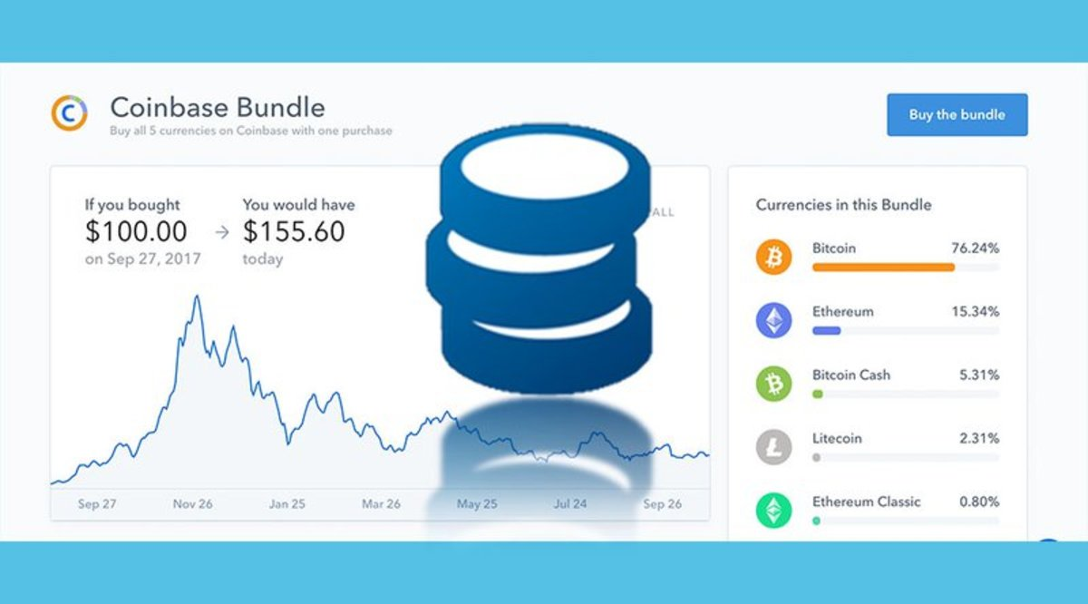 "Investing - Coinbase Rolls Out Crypto ""Bundles"" and New Educational Resources"