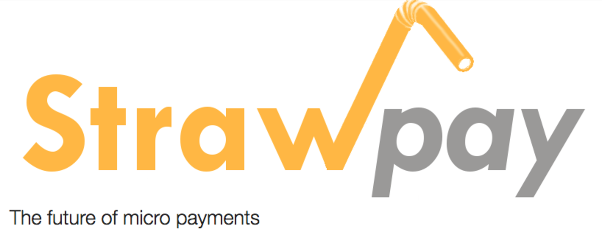 The logo of the now-defunct Strawpay micropayment startup. Source: The Internet Archive