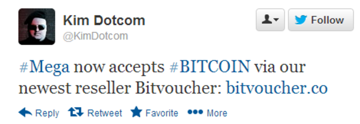 Op-ed - Mega Sidesteps US State Censorship With Bitcoin