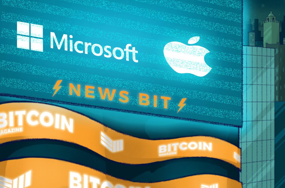 Apple Microsoft News Bit