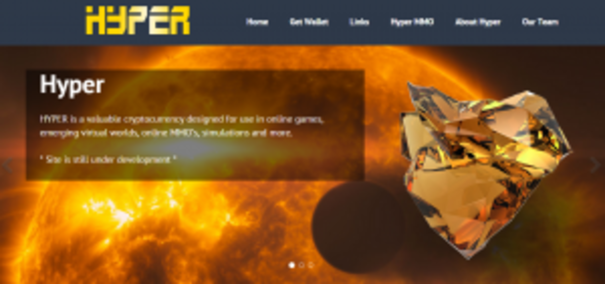 Op-ed - Gaming Bitcoin Alternatives HYPER and GoldPieces Sponsor Digital Currency Crowdfunding Project PICISI And Launch Worldwide Crypto Gaming Network
