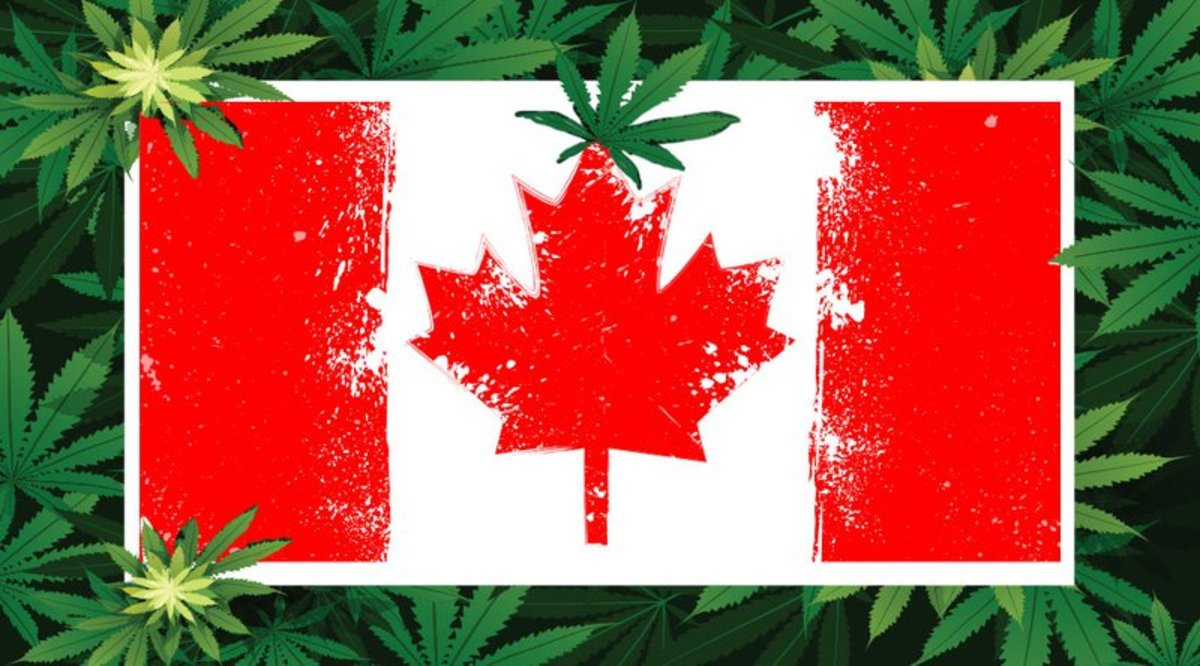 Blockchain - Canadian Blockchain Company Sees Opportunity in Newly Legalized Cannabis