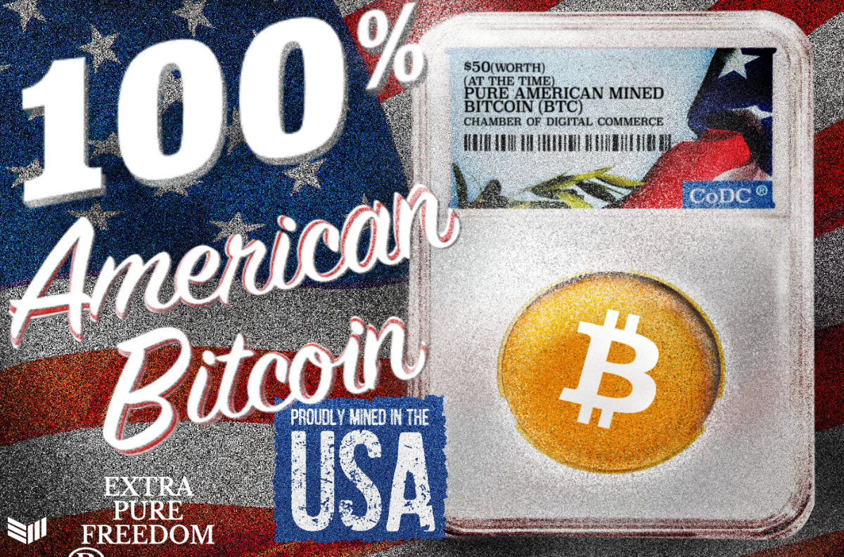 An initiative by the Chamber of Digital Congress made $50 BTC contributions to all 535 members of Congress with bitcoin mined by U.S. operations.