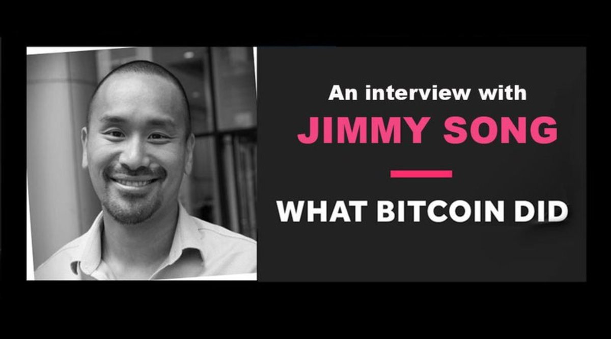 Let's talk bitcoin - What Bitcoin Did Gets Technical with Crypto-Educator Jimmy Song