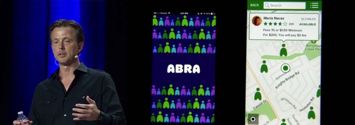 "Op-ed - Could Abra be Bitcoin's ""Killer App""?"