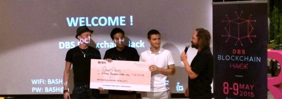 Op-ed - Investment Platform Omnichain Wins Blockchain Hackathon Sponsored by DBS Bank and IBM