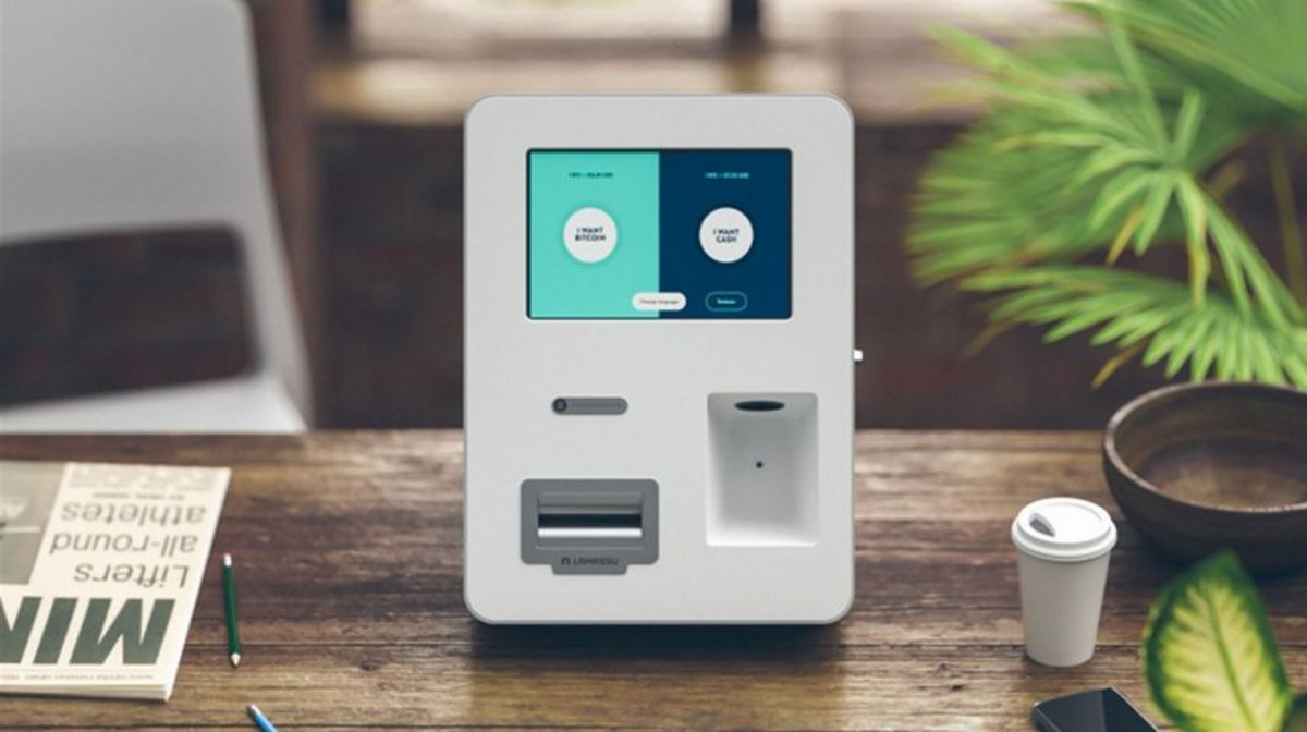 Startups - Lamassu's Zach Harvey Shares Data on the Growing Use of Bitcoin ATMs