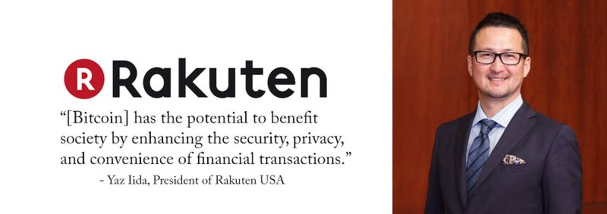 Op-ed - Japanese E-commerce Giant Rakuten to Accept Bitcoin Through Bitnet