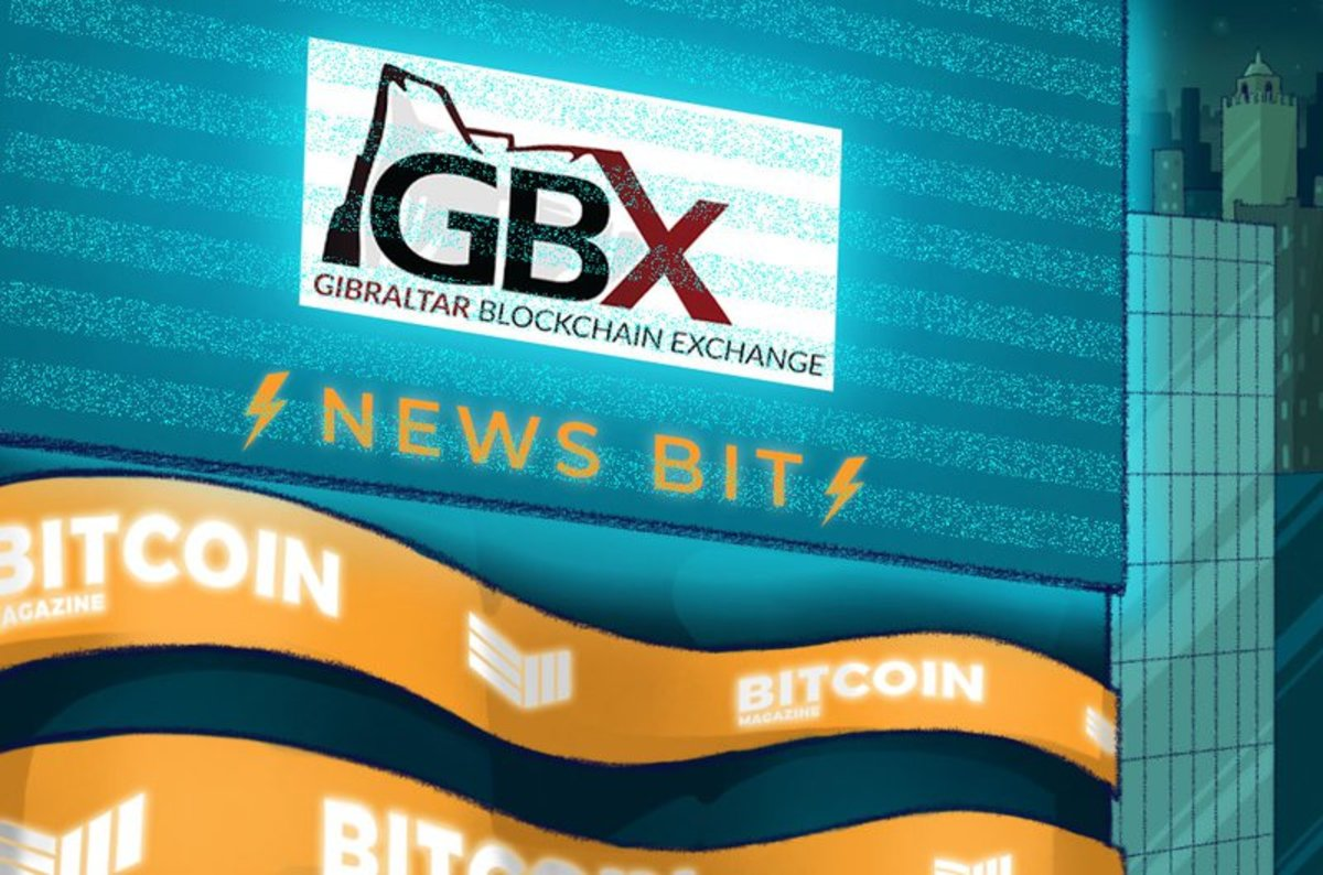 Startups - Gibraltar Blockchain Exchange Appoints New CEO