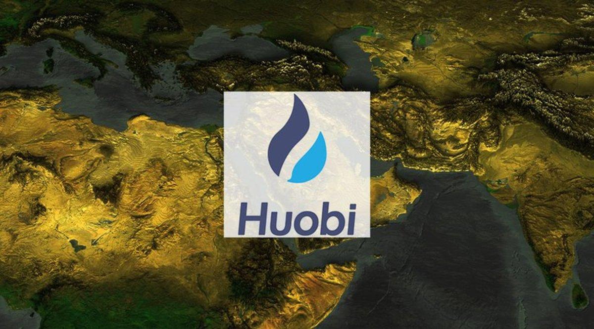 Adoption & community - HUOBI Group Sets up Shop in Africa