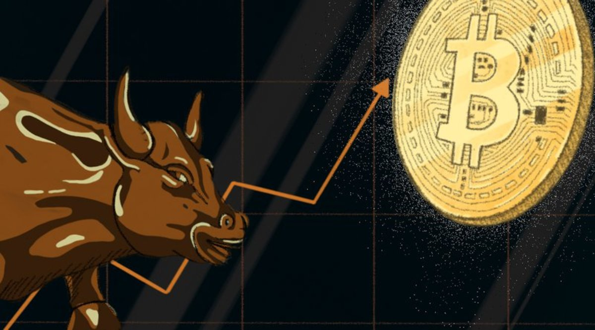 Investing - Bitcoin Surges Above $5