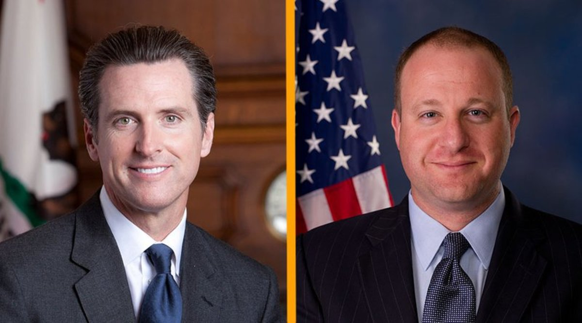 Adoption & community - Colorado and California Just Elected Pro-Bitcoin Governors