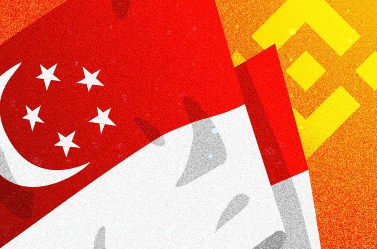 Investing - Binance Announces Singapore Expansion
