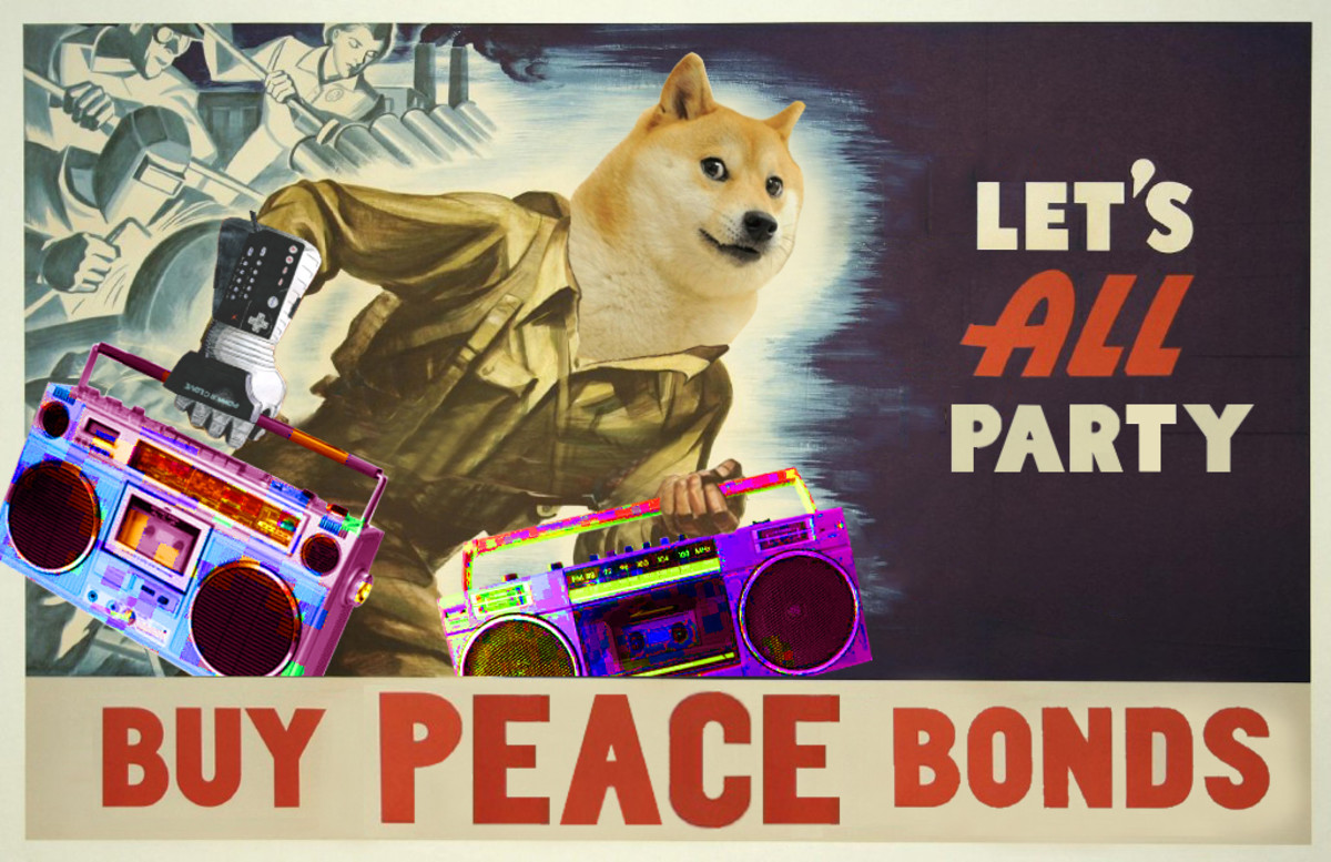 Party Doge update copy