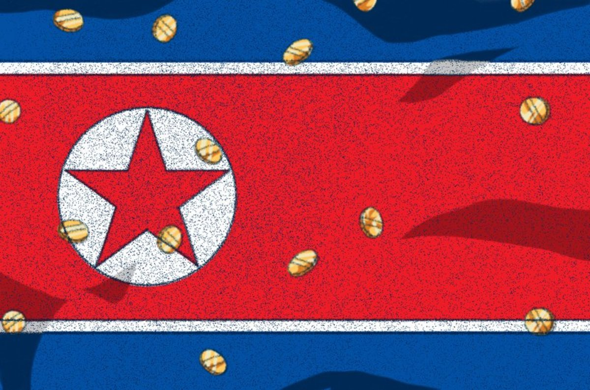 Scams - North Korean Hackers Attack Upbit Users in South Korea