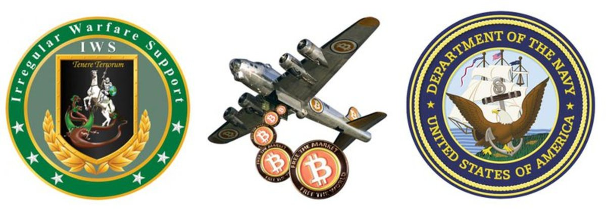 Op-ed - U.S. Navy Preparing Bitcoin Battalion