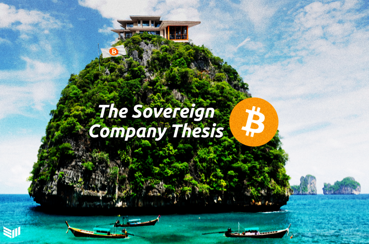 As companies adopt Bitcoin, they will begin to gain new levels of leverage over the state and amplify their ability to do commerce globally.
