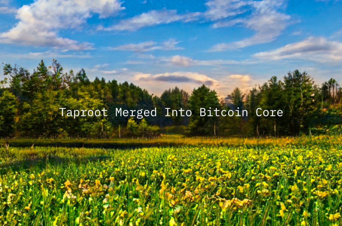 Taproot, a BTC protocol upgrade designed to improve flexibility and transaction privacy, has merged into Bitcoin Core, as a part of the 0.21.0 release.