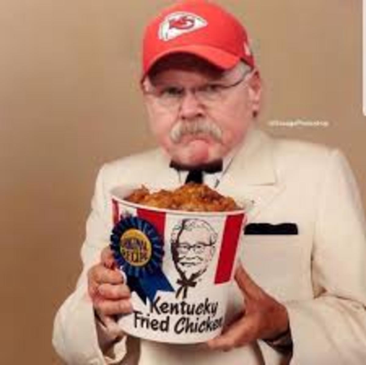 K.C. or KFC? Source.
