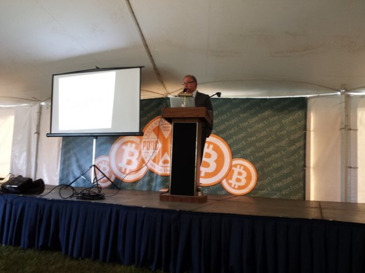 Op-ed - Bitcoin at Porcfest Part 3: Interview with Doug French