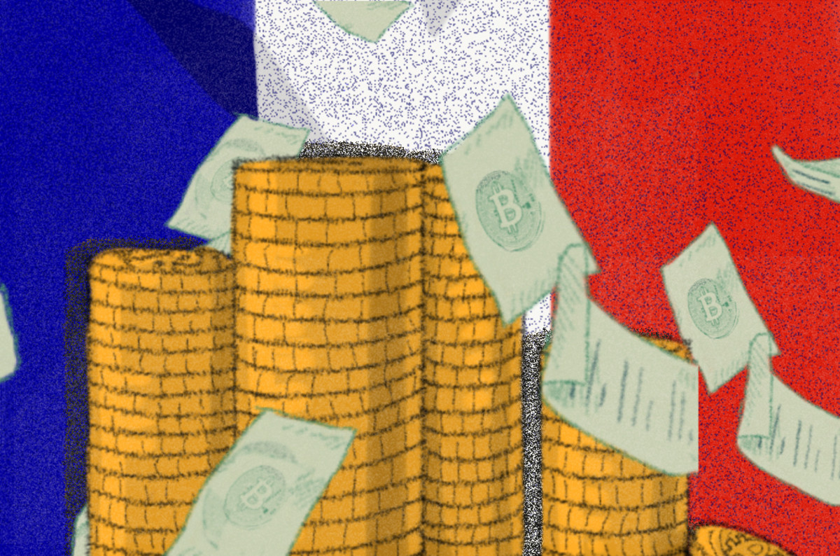 The French government will not be imposing taxes on crypto-to-crypto trades and will only tax cryptocurrency gains when they are converted into fiat.