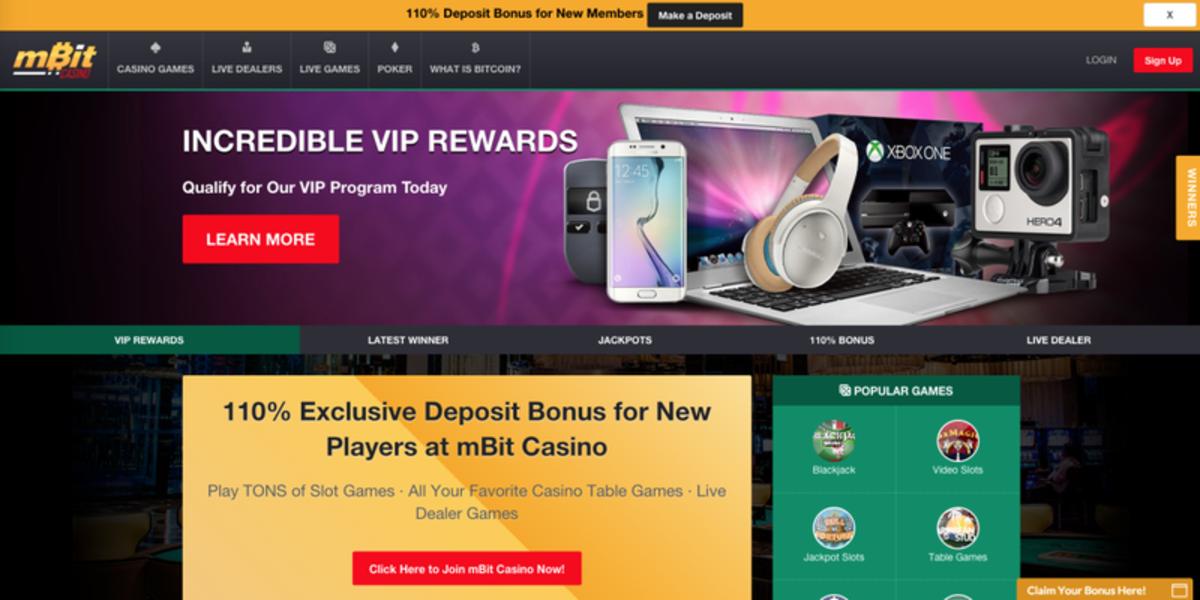 Op-ed - mBit Bitcoin Casino Announces World Class VIP Program