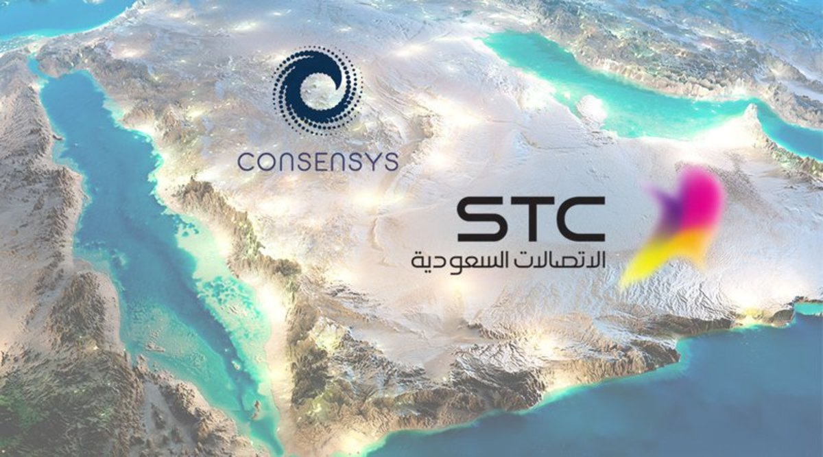 Ethereum - Saudi Telecom and ConsenSys Boost Blockchain Infrastructure in Middle East