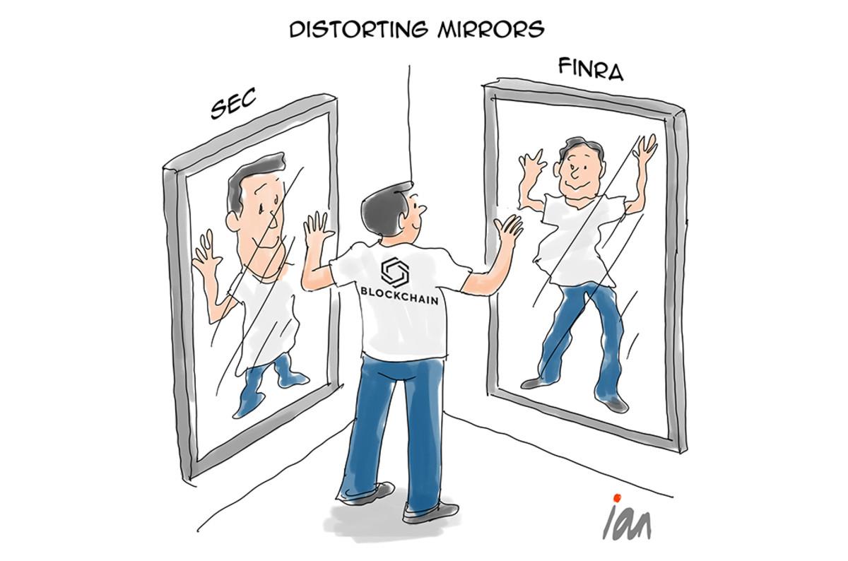 Distorting Mirrors