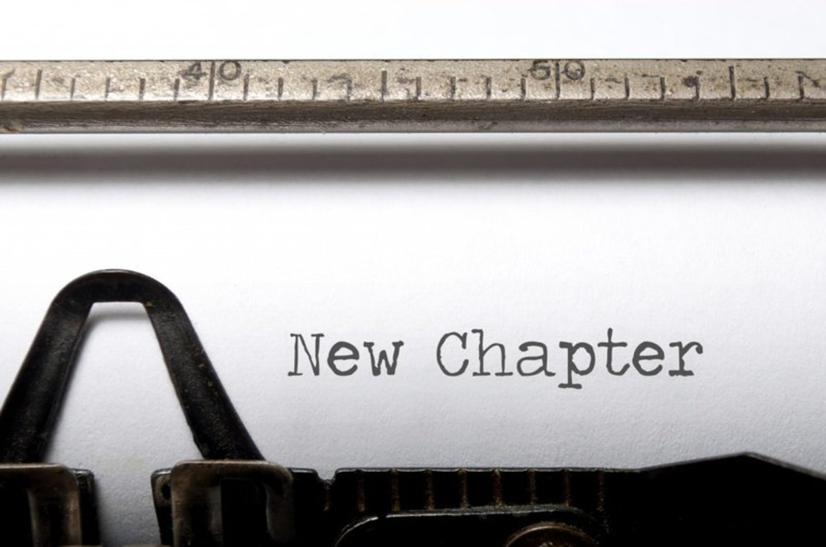Op-ed - A New Chapter Begins