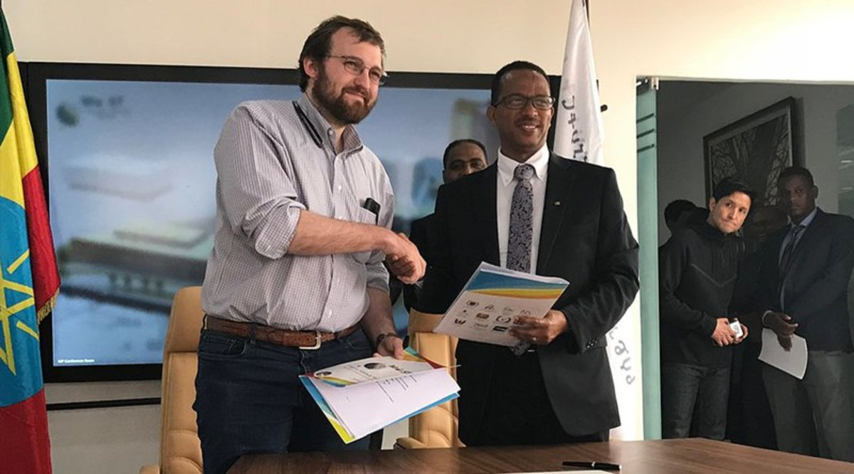 """Adoption - """"Where Coffee Just Grows"""": Connecting Ethiopian Agritech to the Blockchain"""