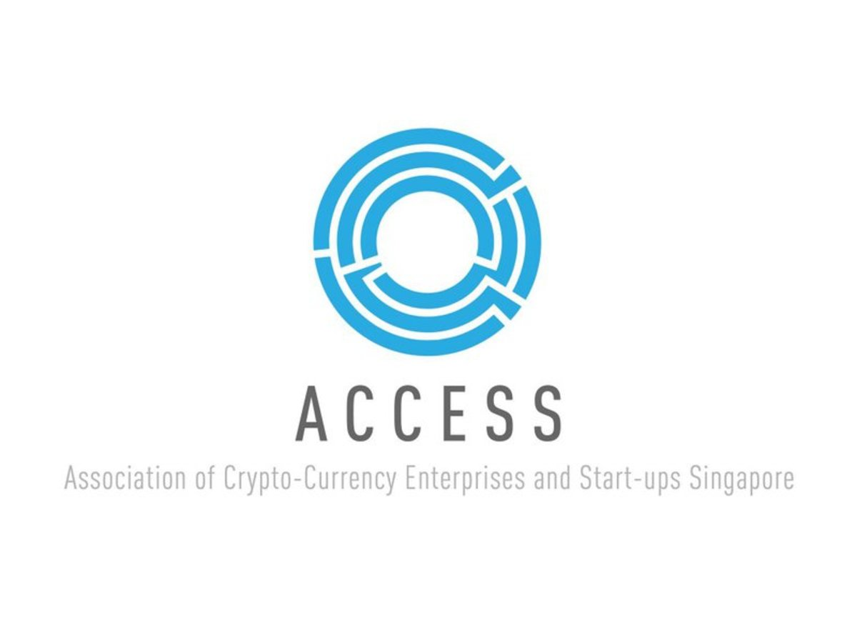 Op-ed - Launch of a Singapore Crypto-Industry Group