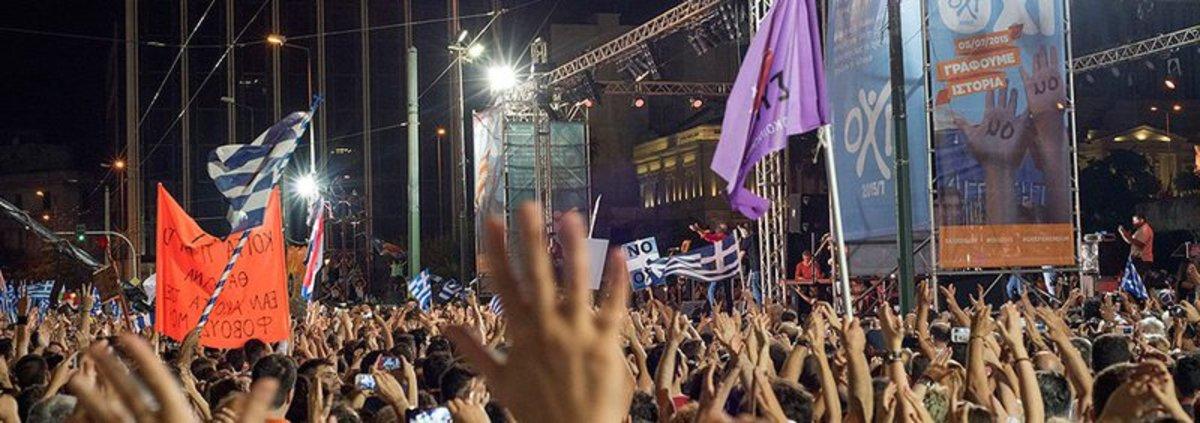 Op-ed - The Greeks Vote NO