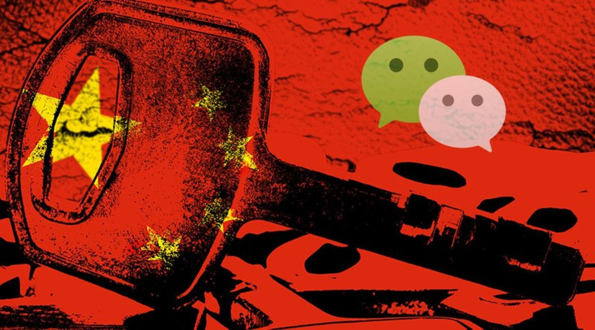China - WeChat Shuts Down Numerous Crypto Media Accounts