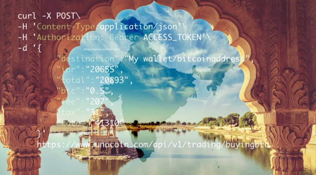 """Payments - Unocoin's New API Marks """"Exciting Times"""" for Blockchain Innovation in India"""