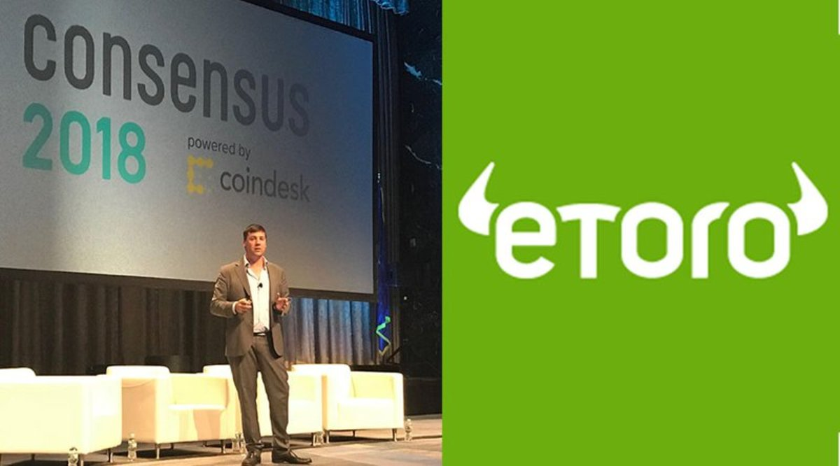 Investing - Social Cryptocurrency Trading and Brokerage Firm eToro Is Expanding to U.S.