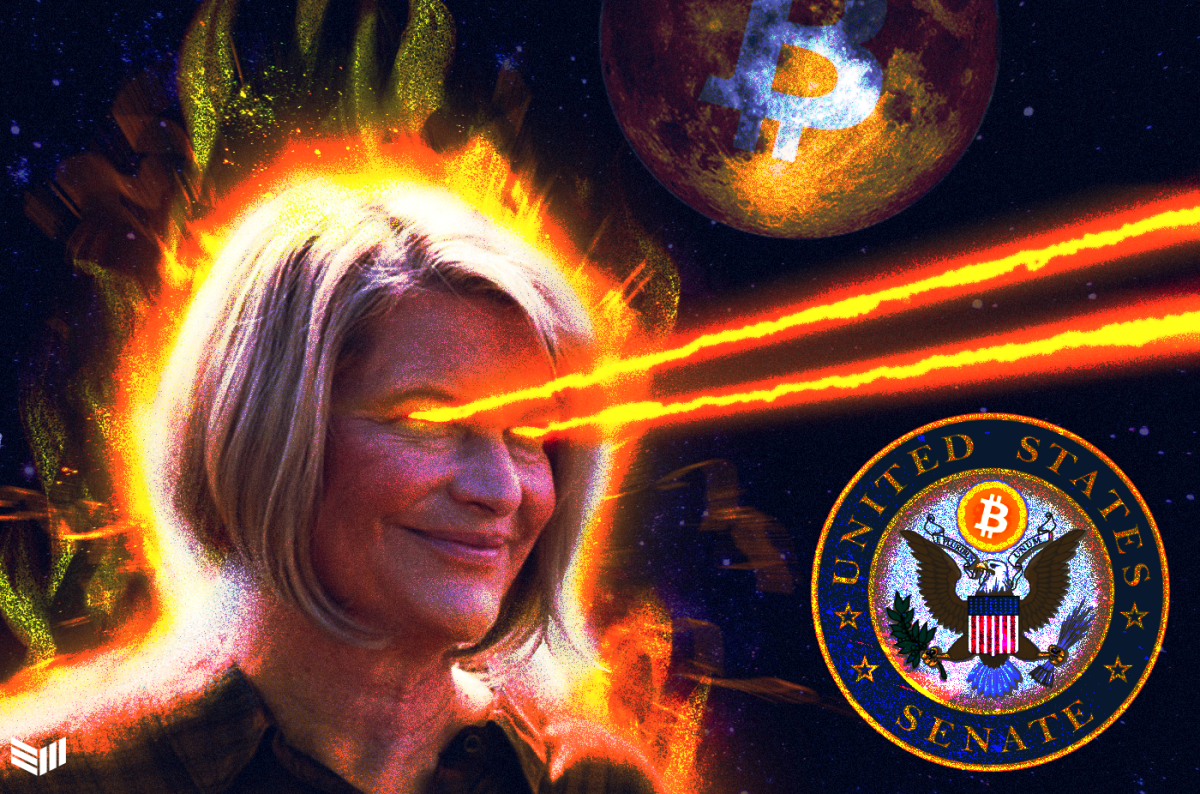 Wyoming's Cynthia Lummis is the most outspoken Bitcoin advocate ever elected to the Senate and she's on a mission to ensure that the technology is protected.