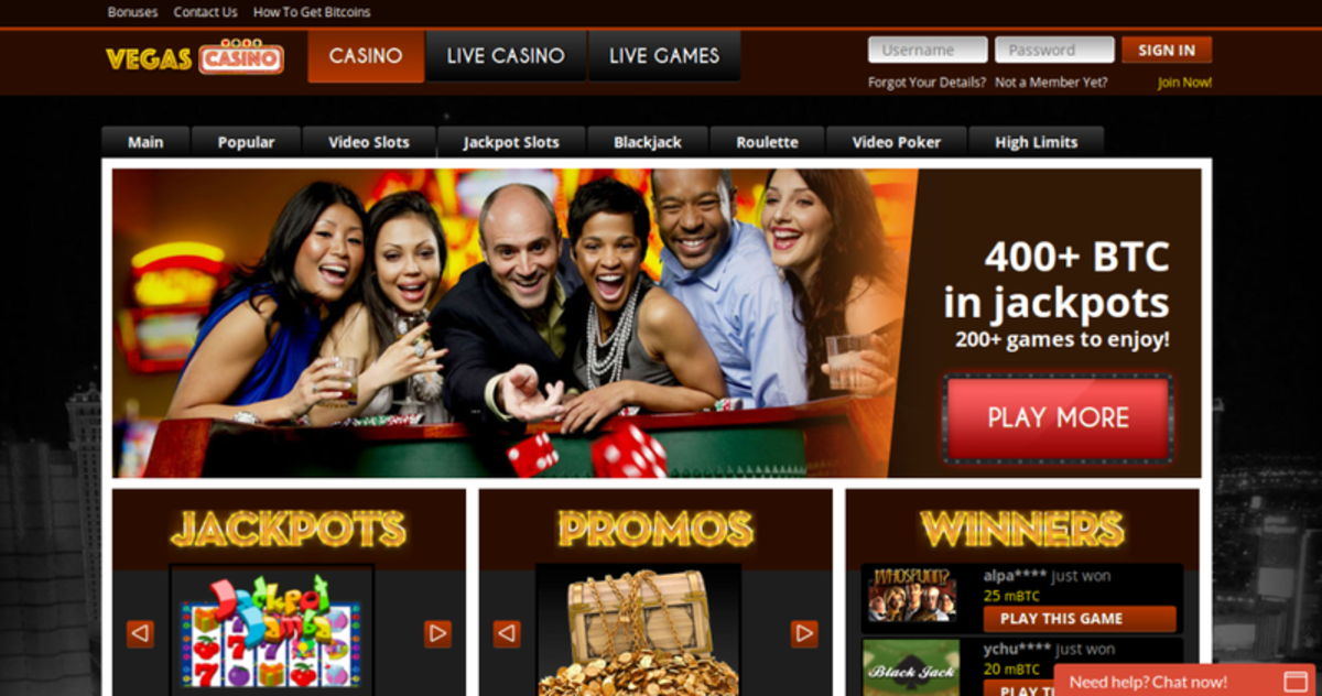 Op-ed - Vegascasino.io Launches Into The Bitcoin Casino And Online Gaming Markets
