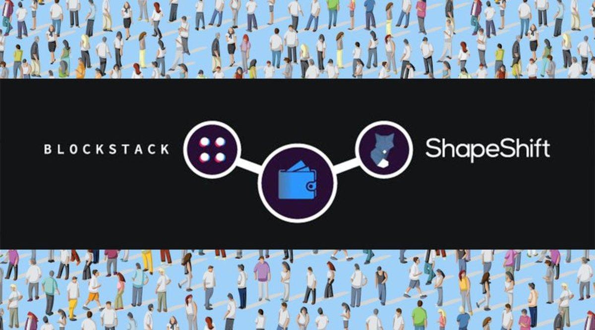 Adoption & community - Blockstack and ShapeShift Offer $50