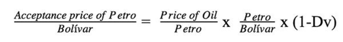 petro formula