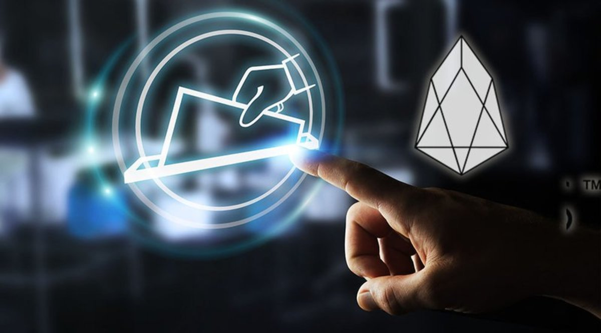 Digital assets - Vote Threshold Is Met: EOS Can Finally Launch Its Platform