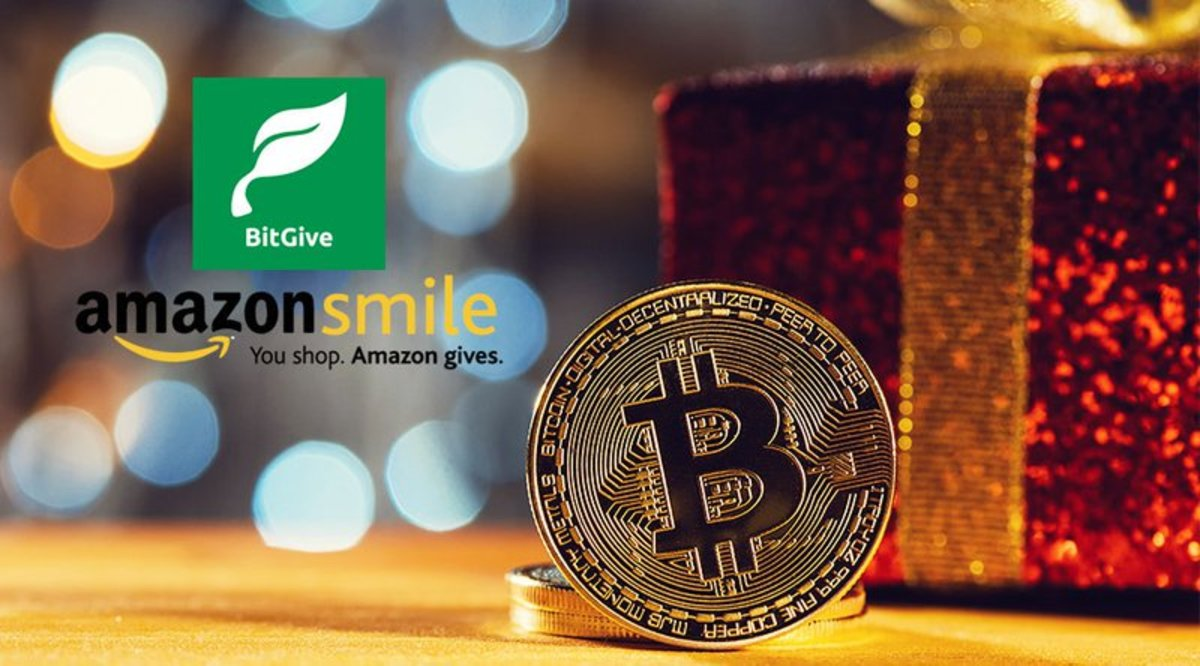 Adoption & community - Here's How You Can Get Amazon to Kick Some Cash to a Bitcoin Charity