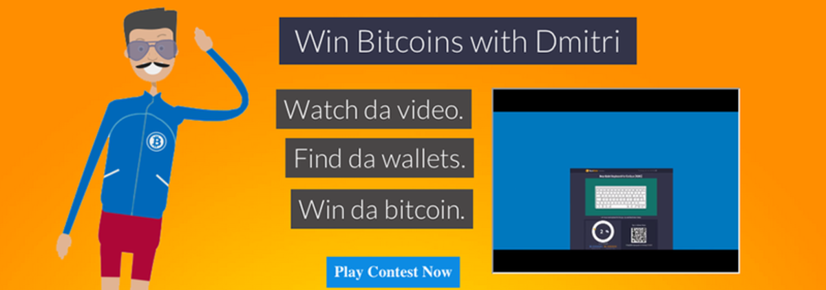 Op-ed - Kryptokit releases Video-Based Contest to Showcase the Power of Bitcoin Brainwallets