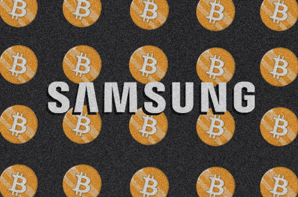 The developer page for Samsung's Blockchain Keystore SDK now references support for Bitcoin.
